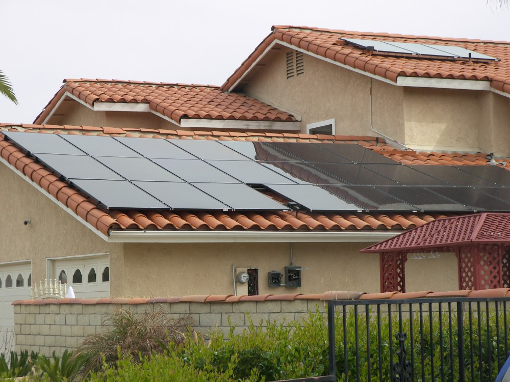 Photo By Applied Solar Energy. Solar Installs