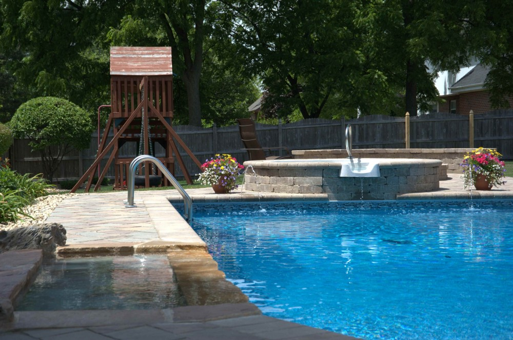 Photo By All Seasons Pools & Spas.