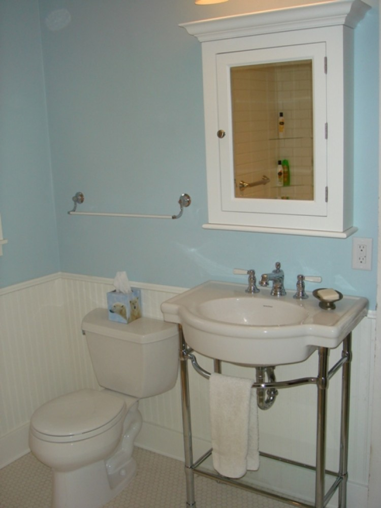 Photo By Carpentry By Chris. Bathroom 2