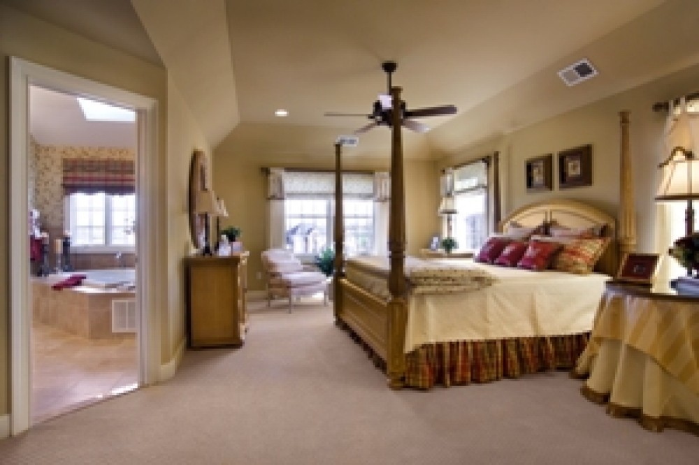 Photo By Country Classics. Carney Model Home