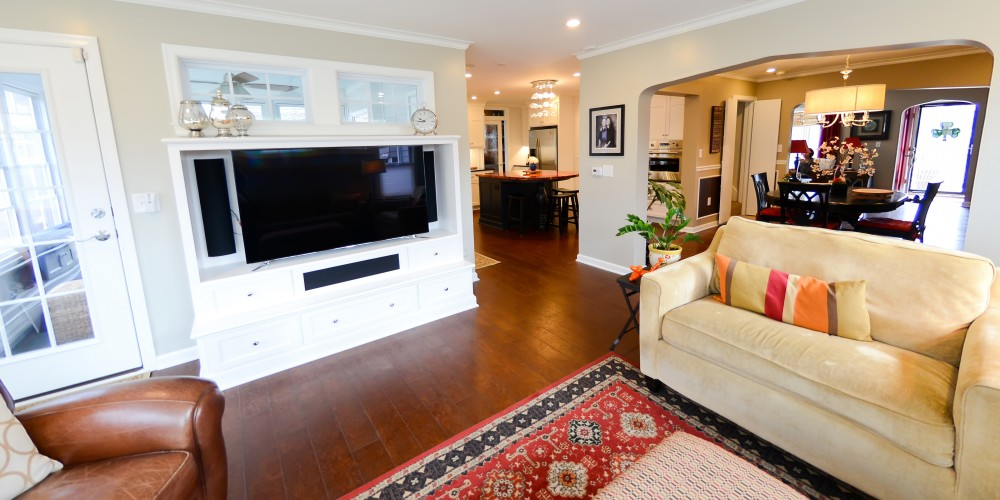 Photo By ReTouch Design-Build-Renovate. Fairway Home Addition