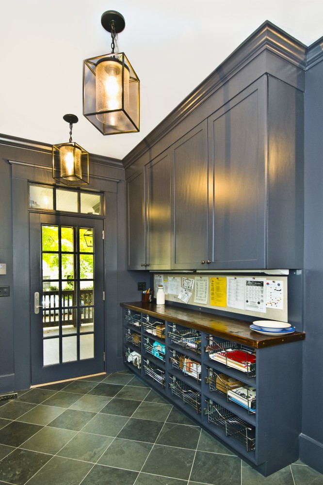 Photo By G&L And Sons Renovations. Mudroom