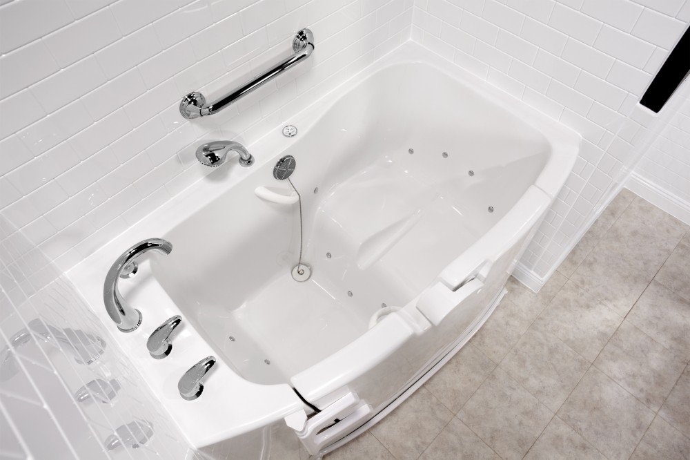 Photo By Tiger Bath Solutions. Bathtubs