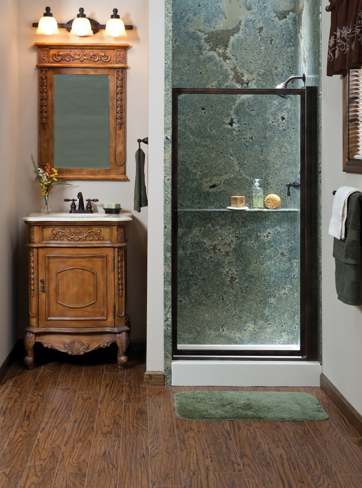 Photo By Tiger Bath Solutions. Shower Replacement