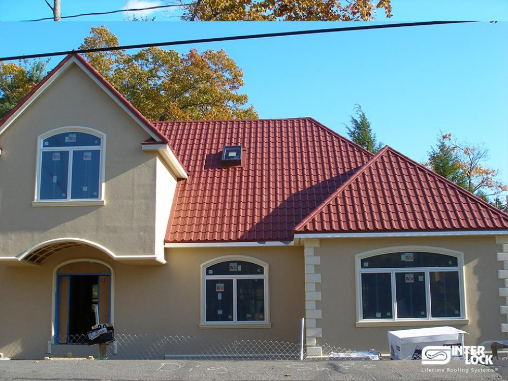 Photo By Interlock Roofing. Completed Projects