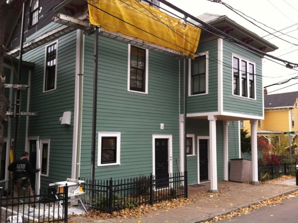 Photo By Capital Construction Contracting Inc. Complete Tear Off - Asphalt Shingles