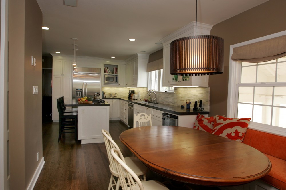 Photo By Custom Design & Construction. Kitchen Remodeling