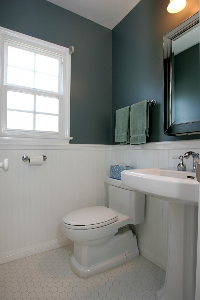 Photo By Custom Design & Construction. Bathroom Remodeling