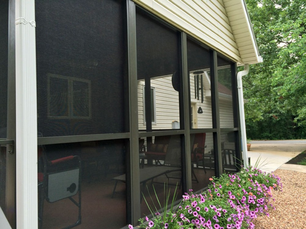 Photo By Kliethermes Homes & Remodeling. Deck And Screen Porch