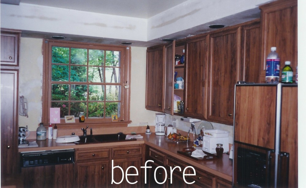 Photo By Kingston Design Remodeling. Kitchen Addition - Falls Church, VA