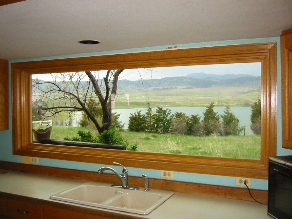 Photo By Egret Windows. New Kitchen Vista
