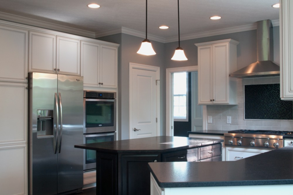 Photo By Brookewood Construction Company. Custom Builds