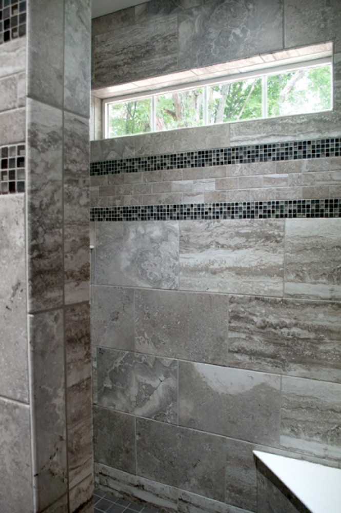 Photo By Brookewood Construction Company. Bathrooms