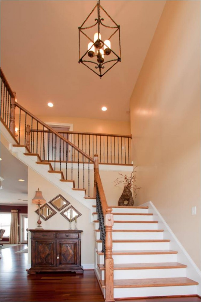 Photo By T.R. Builder, Inc.. Custom Home