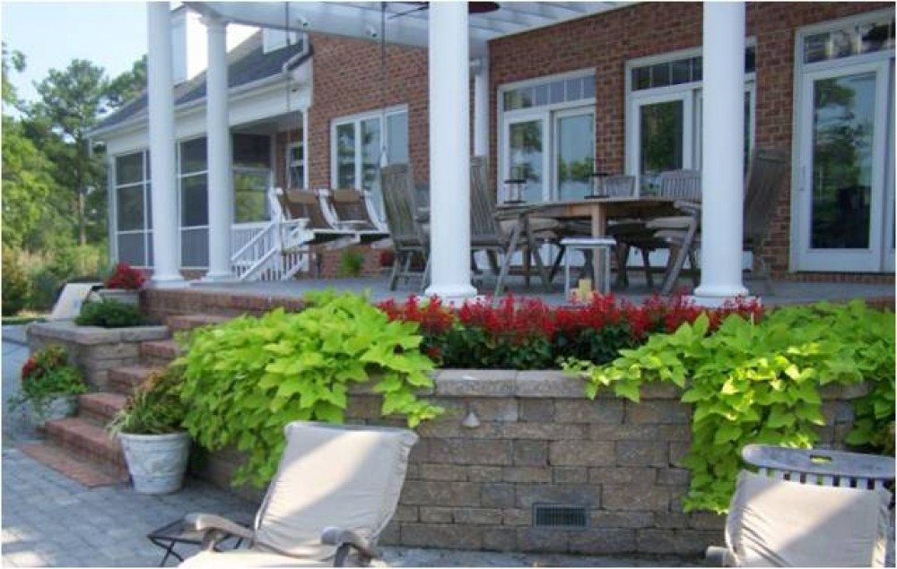 Photo By T.R. Builder, Inc.. Outdoor Living