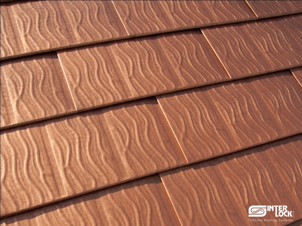 Photo By Interlock Roofing. Interlock Products