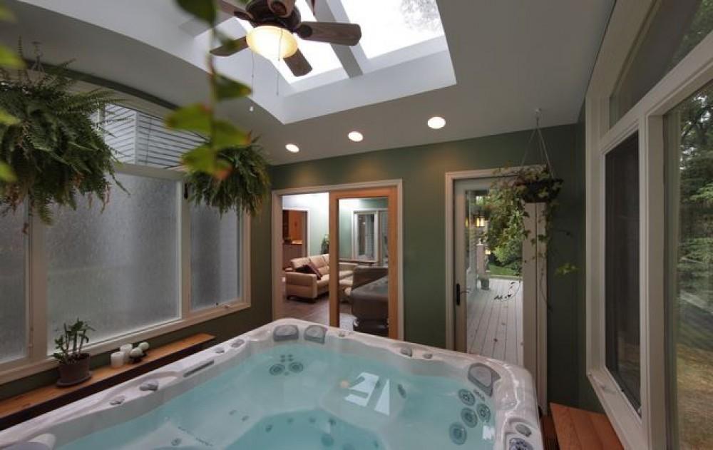 Photo By Kingston Design Remodeling. CotY Grand Award : Sunroom
