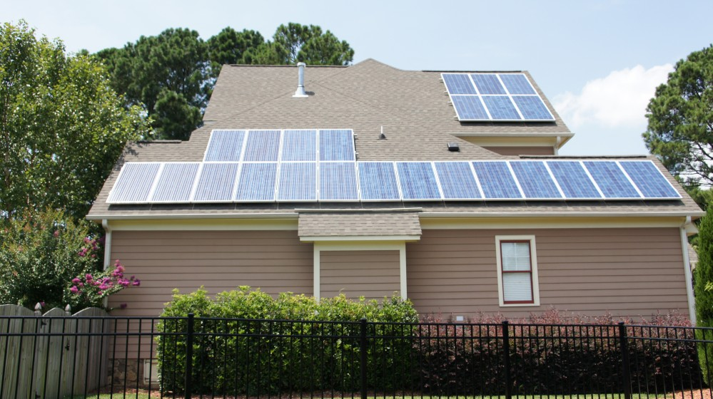 Photo By Baker Renewable Energy. Apex Residence