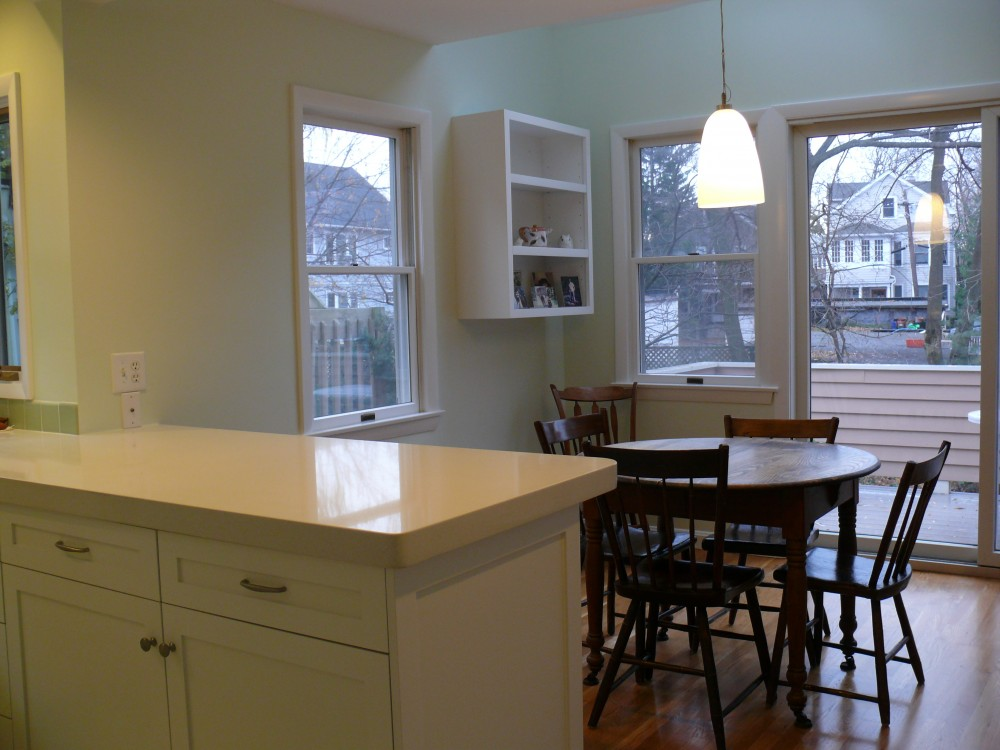 Photo By Sustainable Construction. Sustainable Construction Services, Inc Kitchen Remodel.  Healthy Construction