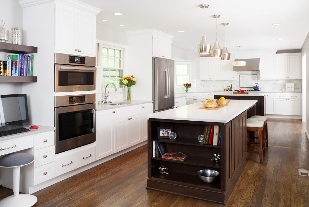 Photo By Case Design/Remodeling Inc. Of DC Metro Area. Samples Of Kitchen Remodeling Projects