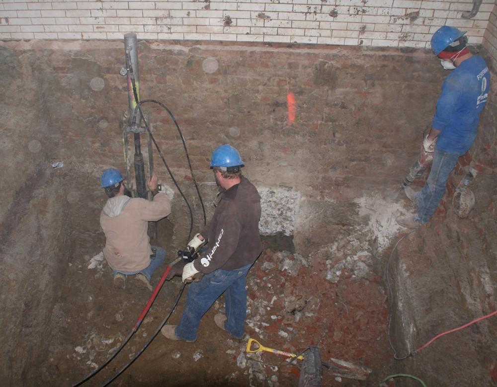 Photo By Pier Masters. KETV Renovation And Restoration; Omaha, NE