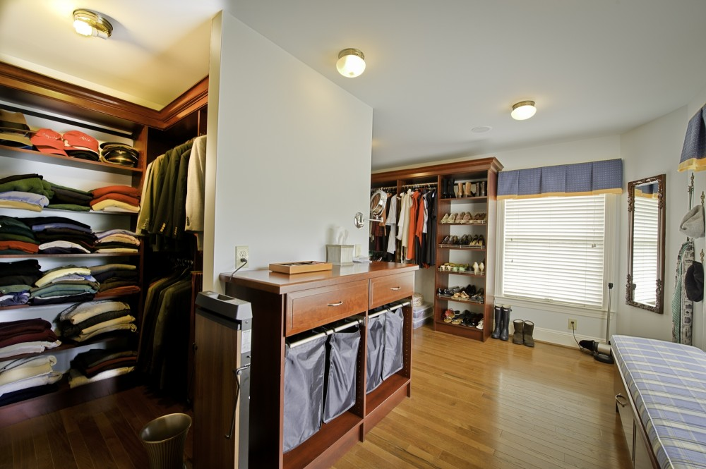 Photo By R. Craig Lord Construction Co., Inc.. Closets