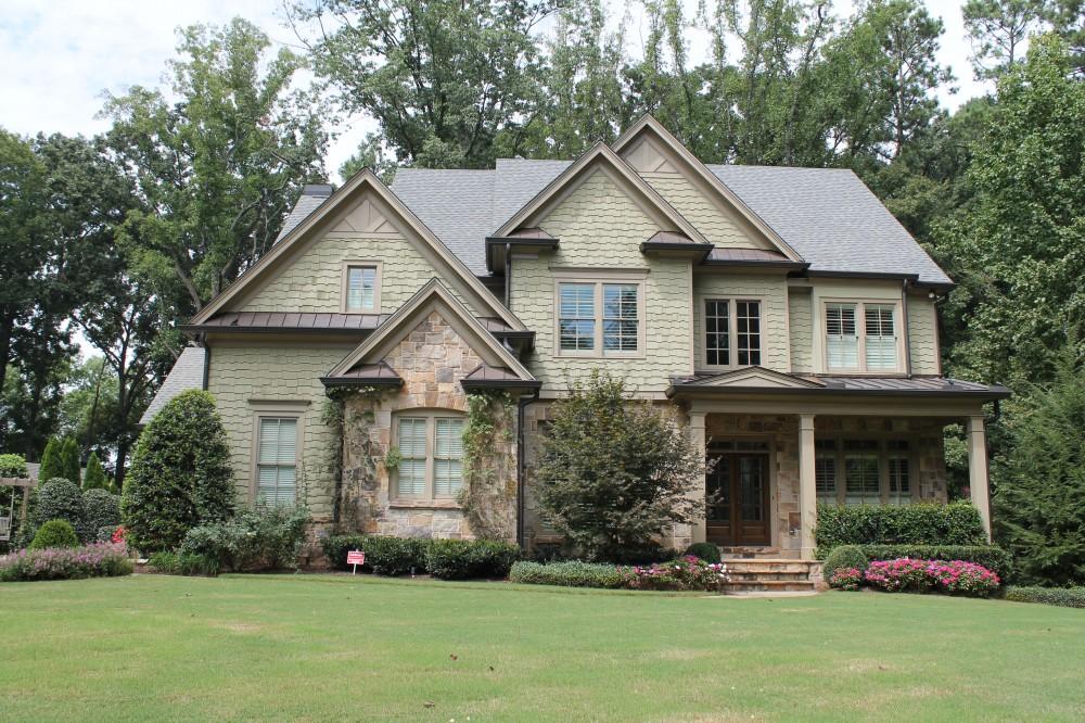 Photo By American Choice Windows & Doors, LLC. Atlanta Area Projects