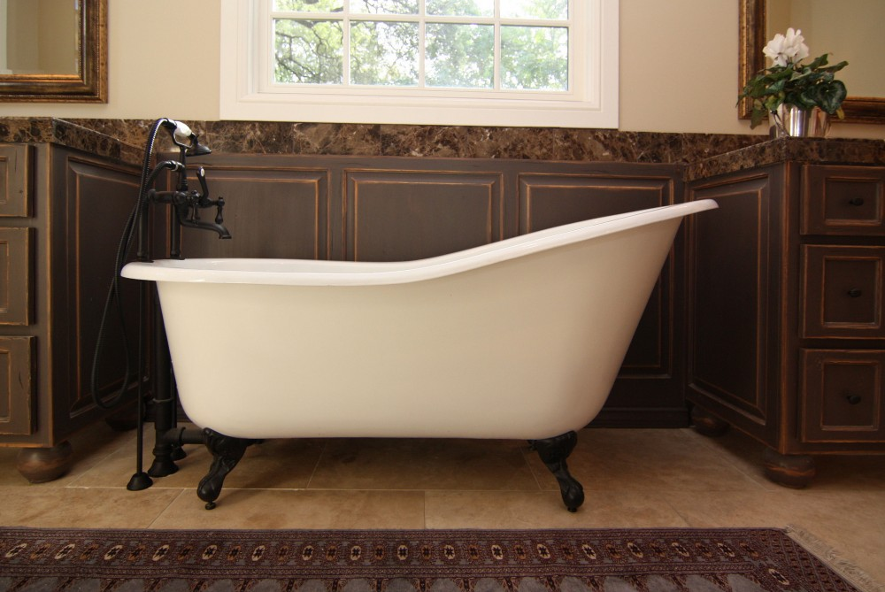 Photo By On Time Baths + Kitchens. Master Bath