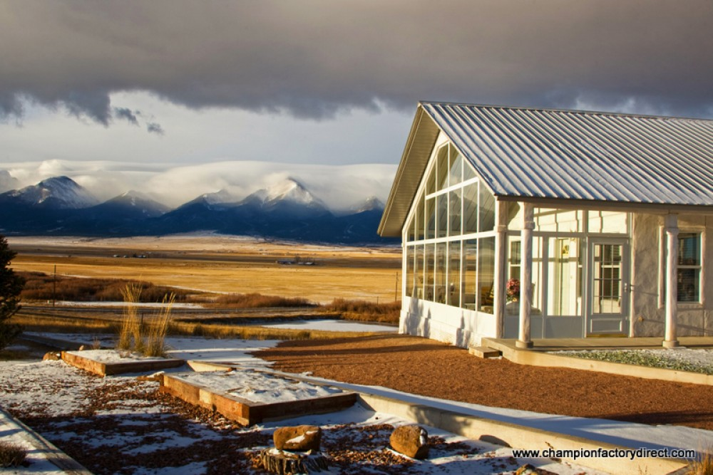 Photo By Champion Windows Of Colorado Springs. Westclife Patio Room