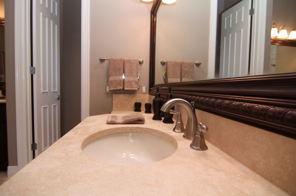 Photo By On Time Baths + Kitchens. Barton Creek - Master Bath