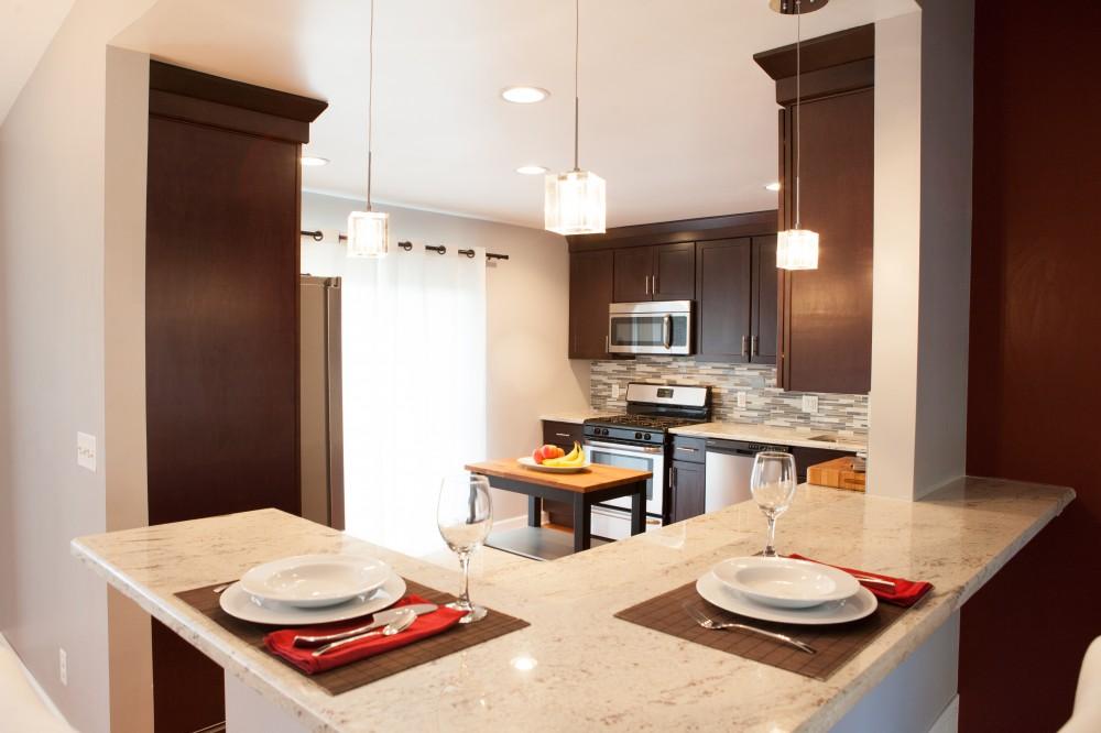 Photo By Advance Design Studio, Ltd.. Simply Elegant Kitchen In Arlington Heights