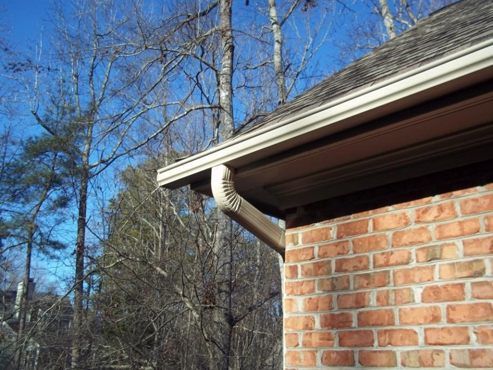 Photo By Exterior Source. LeafGuard Gutters By Exterior Source