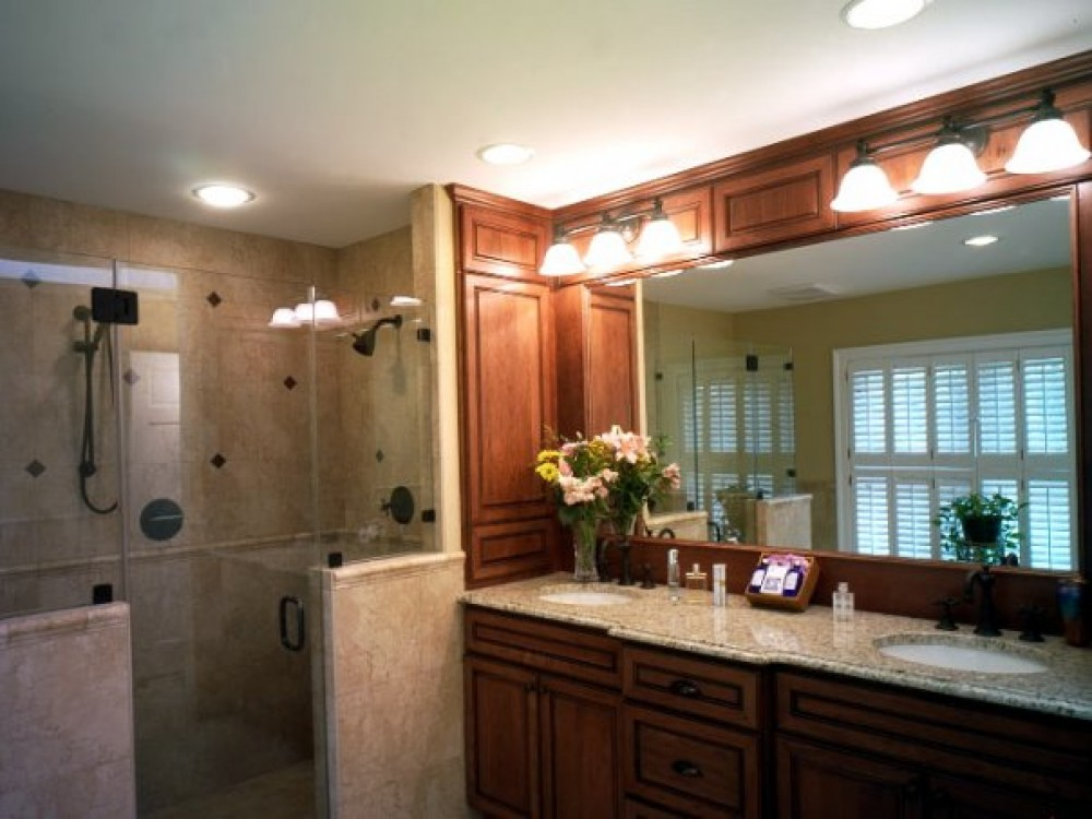 Photo By Home Equity Builders. Bathrooms