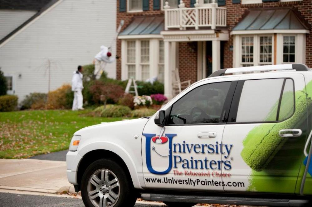 Photo By University Painters. University Painters Photo Album