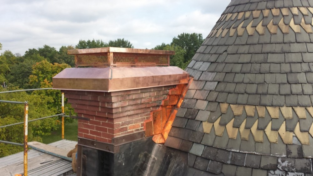 Photo By Fick Bros. Roofing & Exterior Remodeling Company.