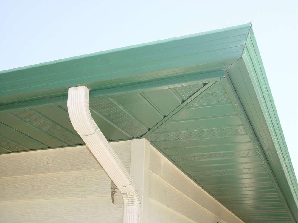 Photo By ABC Seamless - Fargo. Great Gutters