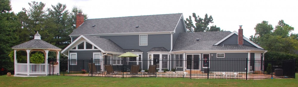 Photo By Lakeside Exteriors. 2011 Contractor Of The Year Award Winner
