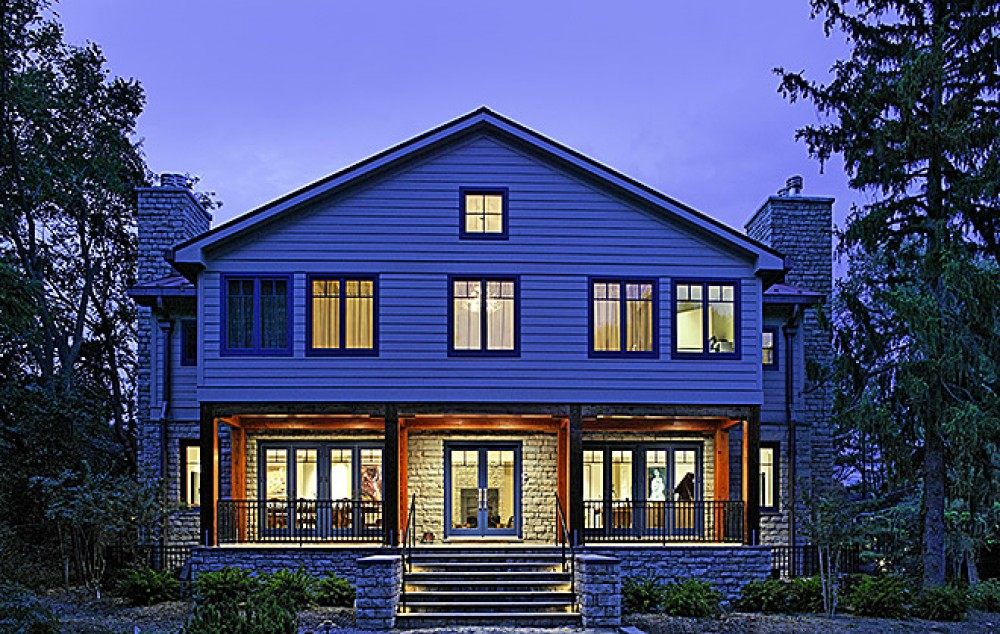 Photo By Greg Smith Company. Whole House Renovation