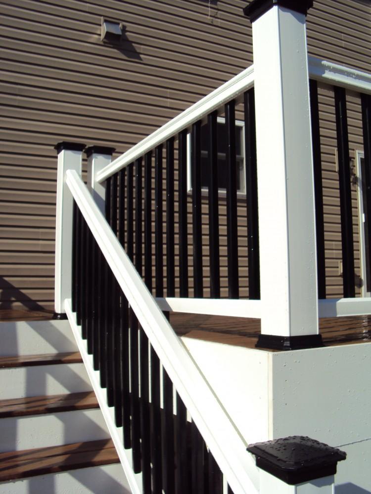 Photo By Breyer Construction & Landscape, LLC. Creative Design
