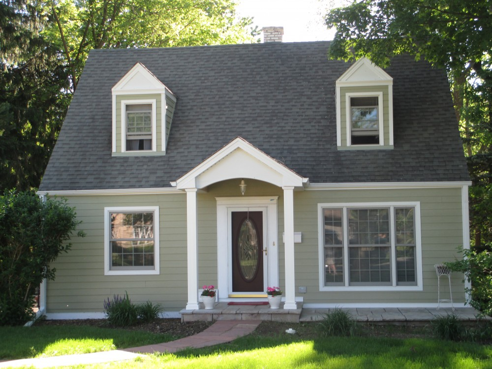 Photo By Pro-Home Services, Inc.. Completed James Hardie Siding