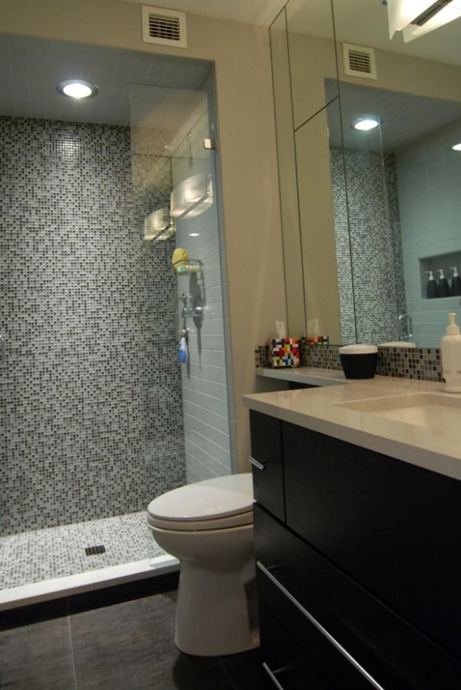 Photo By Inspired Living Spaces. Condo Renovatio