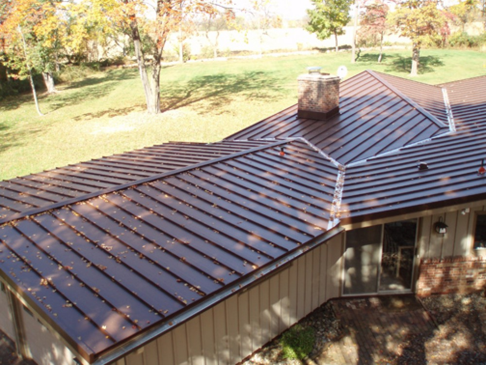Photo By Global Home Improvement. Contemporary Metal Roof