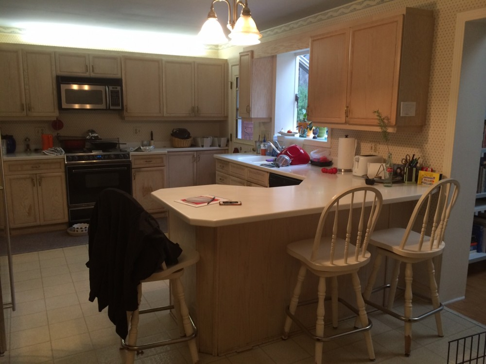 Photo By Gerome's Kitchen & Bath. Shaker Hts. Kithcen Remodel