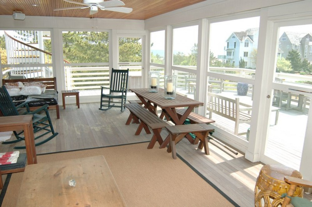Photo By Boardwalk Builders. Porches