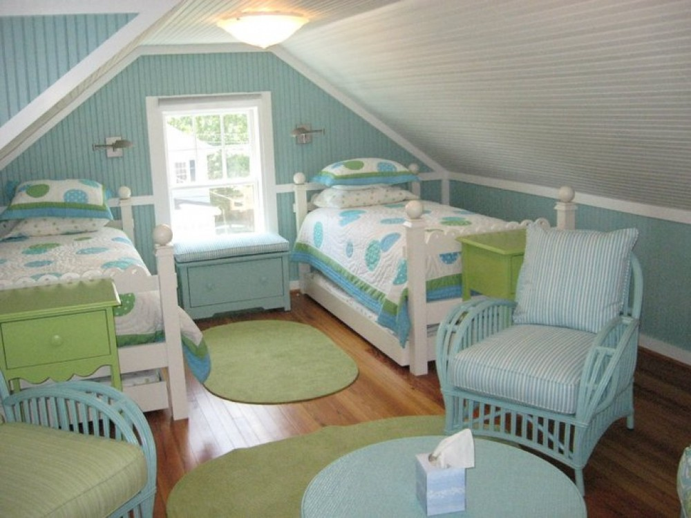 Photo By Boardwalk Builders. Remodeled Attic
