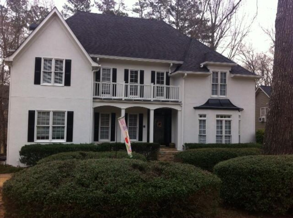 Photo By Verge Painting & Siding. Exterior Painting