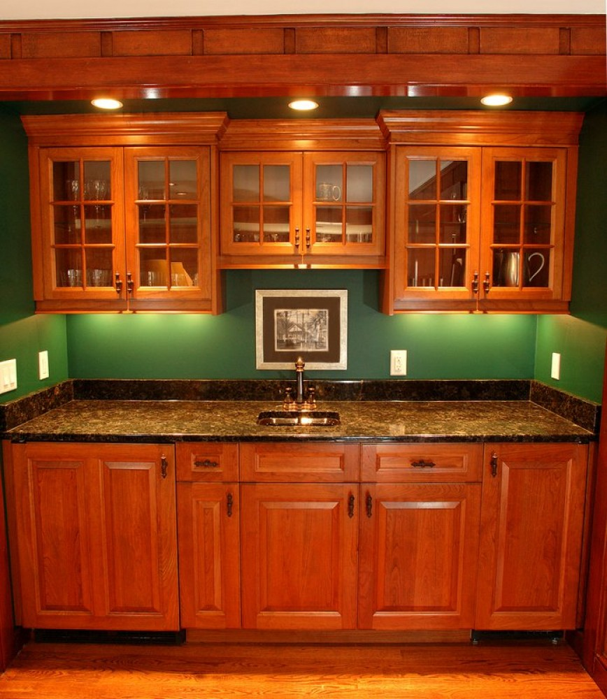 Photo By Boardwalk Builders. Builtin Cabinets