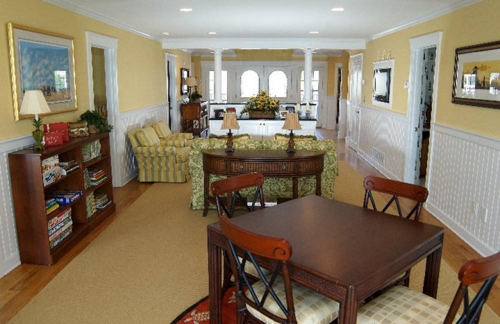 Photo By Boardwalk Builders. Custom Homes