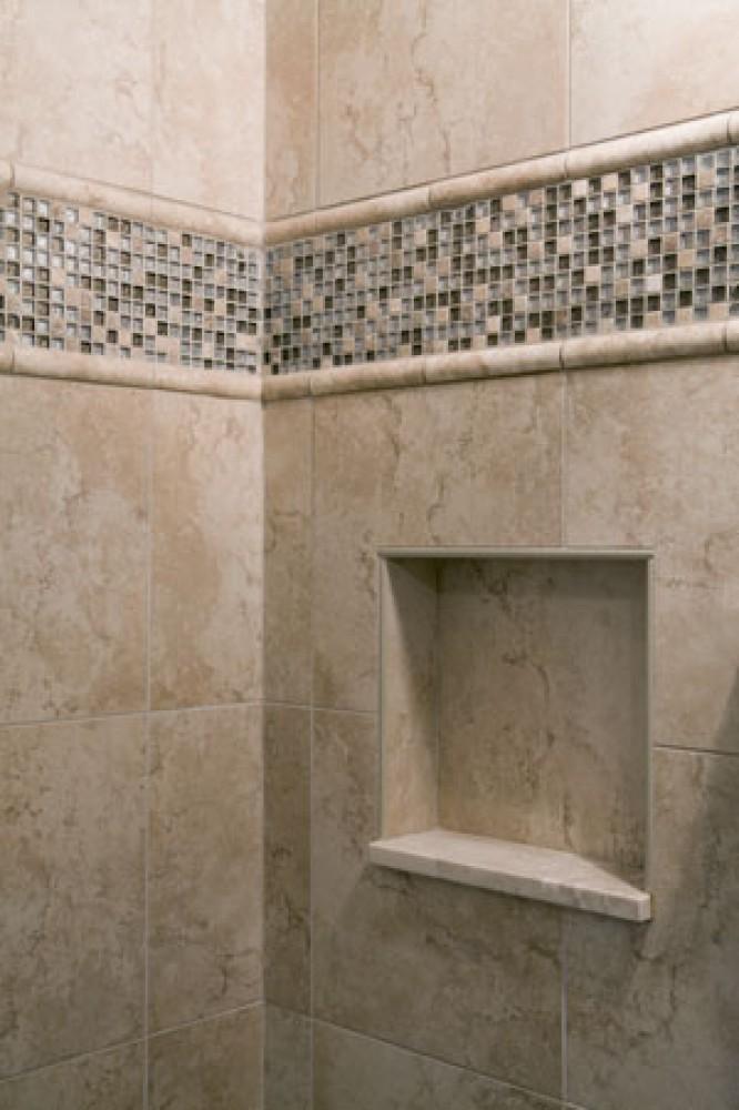 Photo By Creative Contracting, Inc.. Master Bathroom