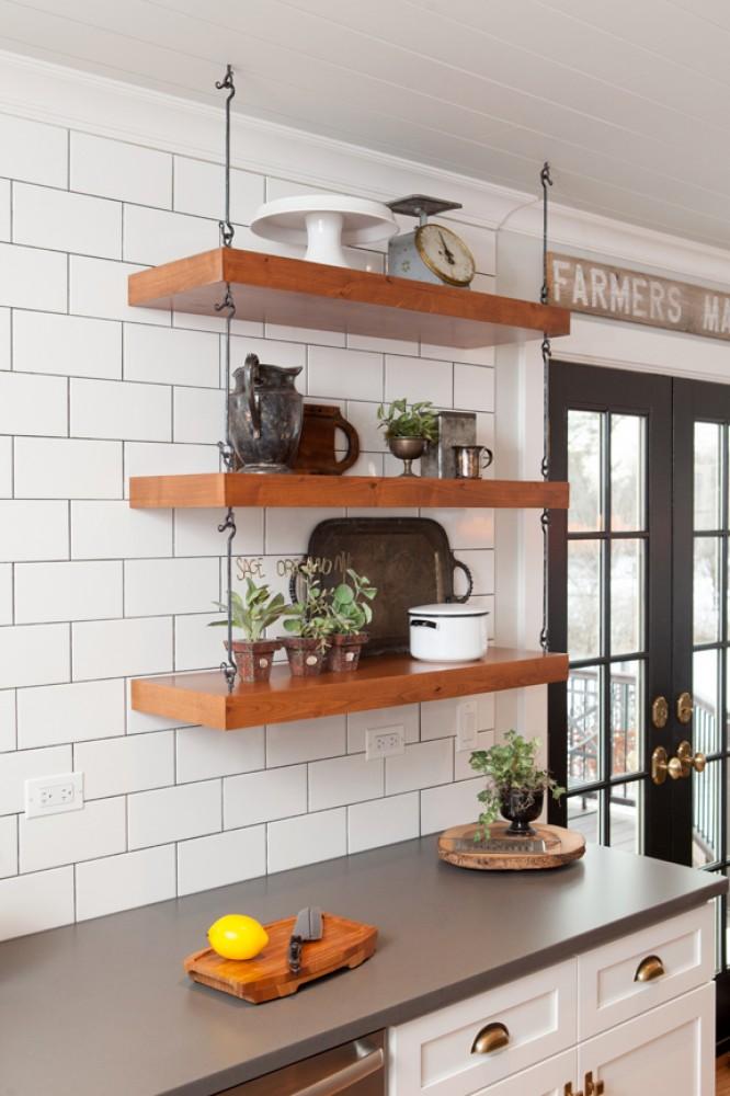 Photo By Advance Design Studio, Ltd.. Sophisticated Nostalgia Kitchen In Deer Park